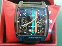 $160 or best offer !!! This new Tag Heuer watch is