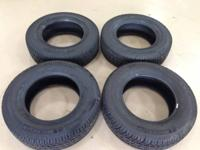 We have a set of 4 Brand New Michelin LTX A/T -2 Tires