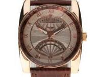 This is a Tateossian Rose Gold Gulliver Eclipse Italian