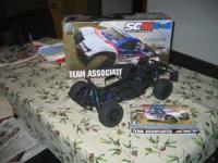 i have a brand new team associated sc10 4x4 rc truck