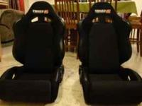 NEW, never been used Tenzo R Racing Seats. Two