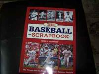 NEW...The Baseball Scrapbook, The Players and America's