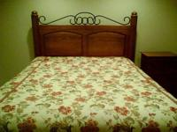 THOMASVILLE QUEEN SIZE BEDROOM SET INCLUDES QUEEN SIZE