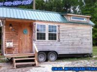 Tiny House's for sale and custom tiny house's built to