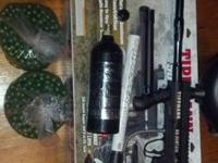 Selling my Tippmann 98 custom, purchased the gun in