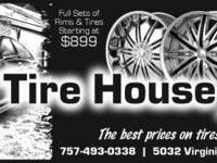 That's right! Out the door new tire pricing. Installed