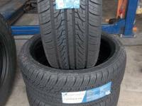 "NEW TIRES 17"" $63 NEW WITH LABELS 205/40R17 $63 EACH"