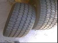 I have two brand new tires for light truck bought them
