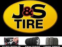 We have new tires in stock and we can get the tires you
