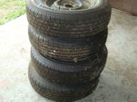i have a new set of Futura 755 all senson radials that