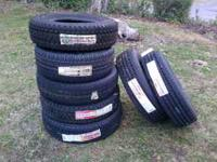 i have an assortment of all terrian tires for 16 inch