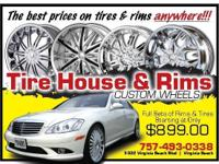 Used tires $25 and up!!!  Prices