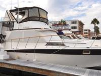 New To Market... Beautiful 42' Luxury Yacht Uniflite