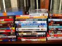 I have a ton of DVDs for sale, all great condition,