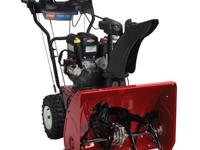 NEW Toro 724 OE Electric Start Snow Blower Fully