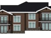 New Townhomes located at the Canyon Ski Resort.