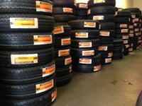 We got in some new trailer tires specials. Rates are