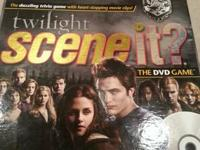 ~ ~ NEW ~ ~ Twilight Scene It dvd video game luxurious
