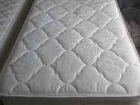 I selling my two month old new twin mattress with Box