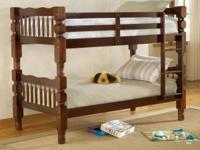 QUALITY New Twin BunkBed Package $399.Includes: Twin