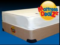 NEW twin size mattress SET!! This price is for the