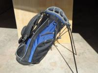 I have a new unused golf bag that I need to sell. If