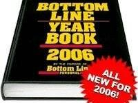 "HERE IS A NEW UNUSED HARD COVER OF ""BOTTOM LINE YEAR"