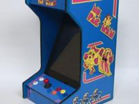 Love the looks and play of the classic arcade games
