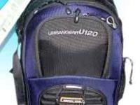 These are NEW Naneu Pro brand camera/laptop backpacks.