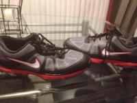 Men's golf shoes new and used for sale 9 Used white