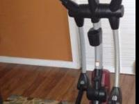 I bought this elliptical 3 months ago to replace one