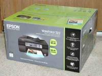 - Epson WorkForce 323 multifunction, all-in-one
