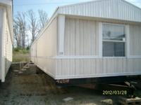 We take trades....manufactured homes...single and