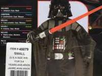 Star Wars Costumes - Most New in packages Darth Vader
