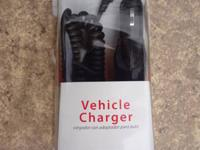 New Verizon Universal Vehicle Charger Mini USB for Cell