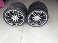 These are offset 20s asanti these are luxury rims