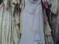 NEW.... Wedding Gowns from a bridal boutique that went