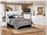 Brand New Ashley Bostwick Shoals Bedroom set. $399