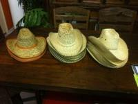 Come get wholesale prices on assorted cowboy hats,
