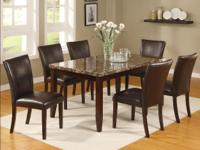 Type: Dining Room Type: Sets New wholesale overstock