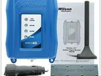 New Wilson 4G Booster for Vehicles 460108 Free