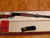 NEW, UNFIRED WINCHESTER 1886 Lever-Action.45 -70. 24