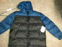 Brand new winter coat size XL. Still has $80 tags on