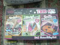 This is a wishcraft trio set 3 in 1 fun. This is