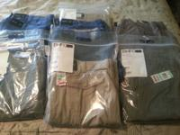 * New With Tags *  10 Pair Cargo Shorts Size 34 Alfani