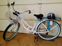 Brand NEW lovely Schwinn bicycle! Retails for $229.00.