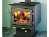 Blow-out Sale! Buck Stove Model 21 wood stove. FREE