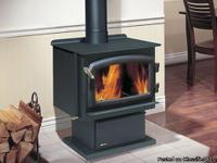 NEW REGENCY F3100 LARGE HIGH EFFICIENCY WOOD BURNING