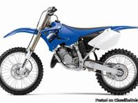 New 2012 Yamaha YZ125   Sale Price $4995.00 Sales