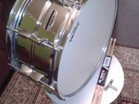 Brand new Yamaha Stage Custom Steel Snare 14x6.5, Model